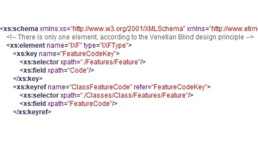 Update ETIM IXF release format and dynamic release