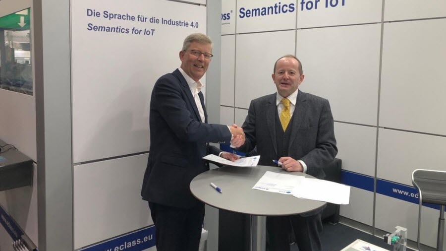 ETIM International and eCl@ss agree to extend their collaboration